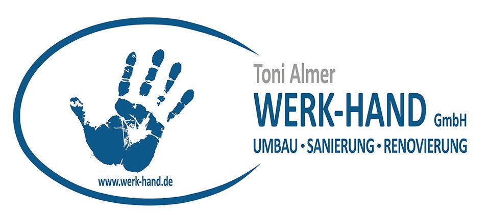 Toni Almer. WERK-HAND